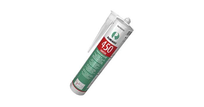 RAMSAUER 450 Sanitar — силиконовый герметик для ванной