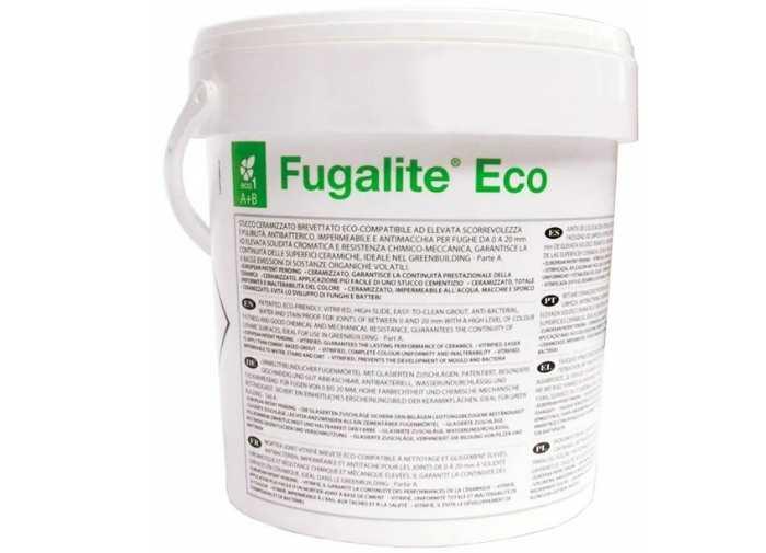 Шпатлевка Kerakoll Fugalite Eco 3 кг