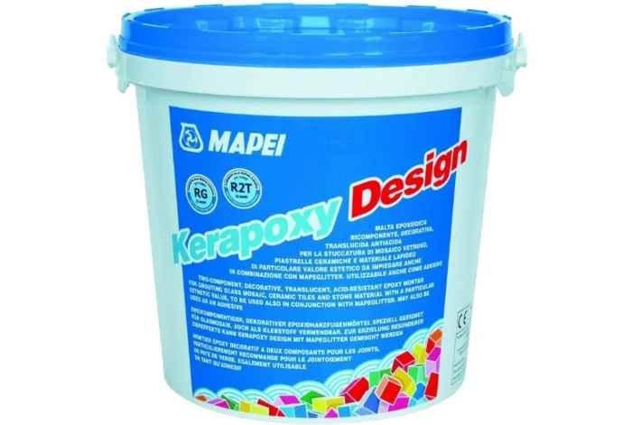 Шпатлевка Mapei Kerapoxy Design 3 кг