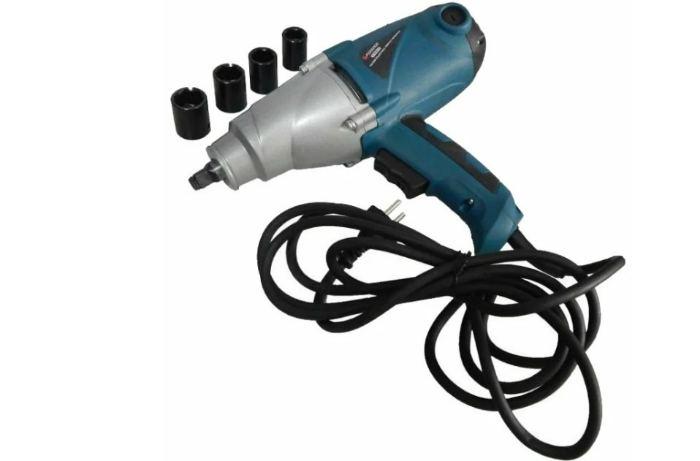 Электрический гайковёрт с насадками Forsage Electro F-03071