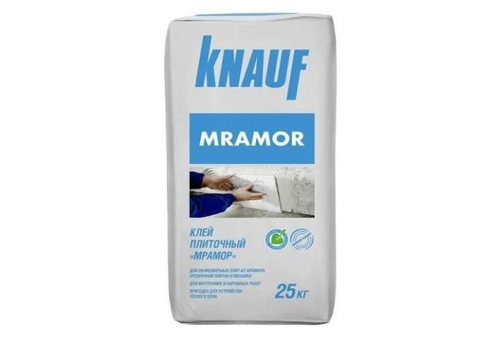 Клей для плитки и камня KNAUF Мрамор 25 кг