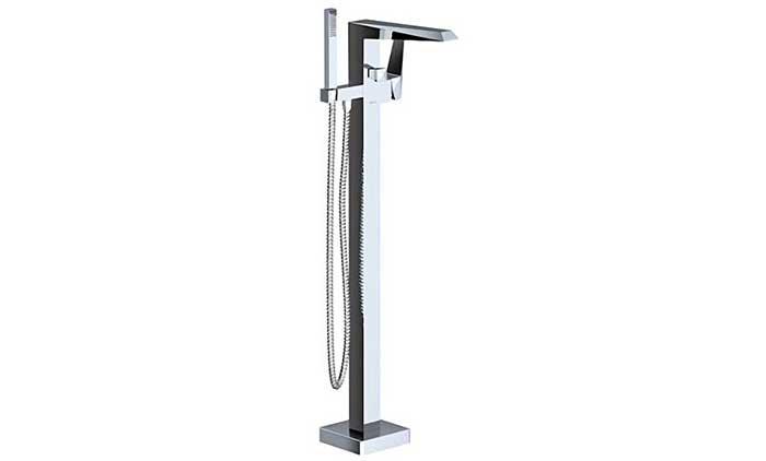 Напольный смеситель для ванны c душем Ravak Freedom FM 081.00