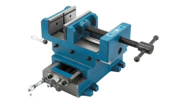 Станочные тиски Wilton 11693RU 80 мм