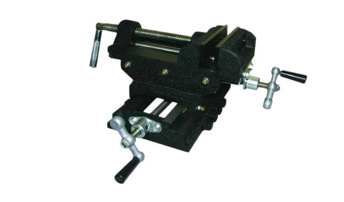 Станочные тиски Энкор 20080 75 мм