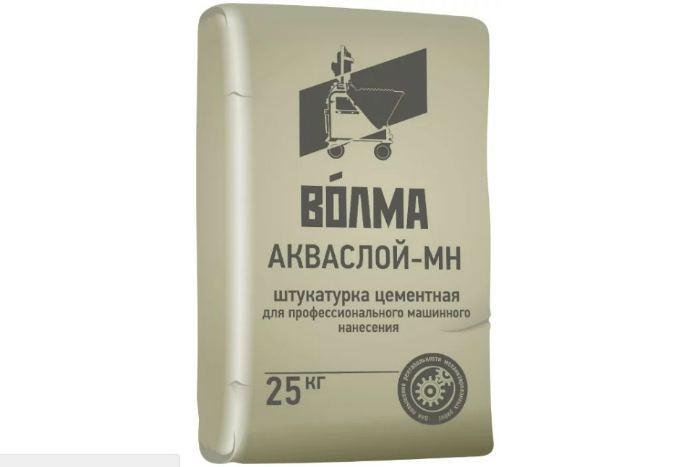Штукатурка Волма Акваслой МН, 25 кг
