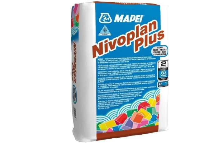 Штукатурная смесь Mapei Nivoplan Plus, 25