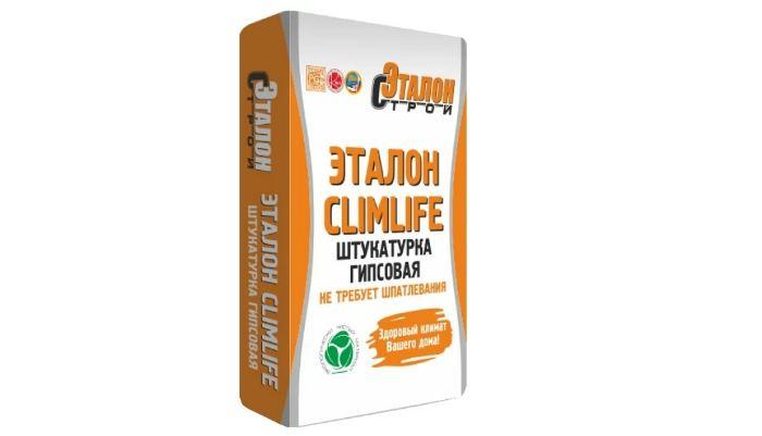 Гипсовая штукатурка Эталон Строй ClimLife, 30 кг