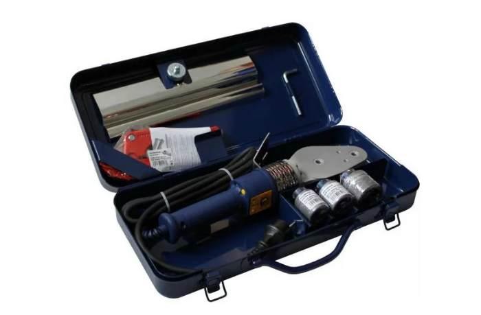Аппарат для раструбной сварки Dytron SP-4a 850W TraceWeld MINI blue