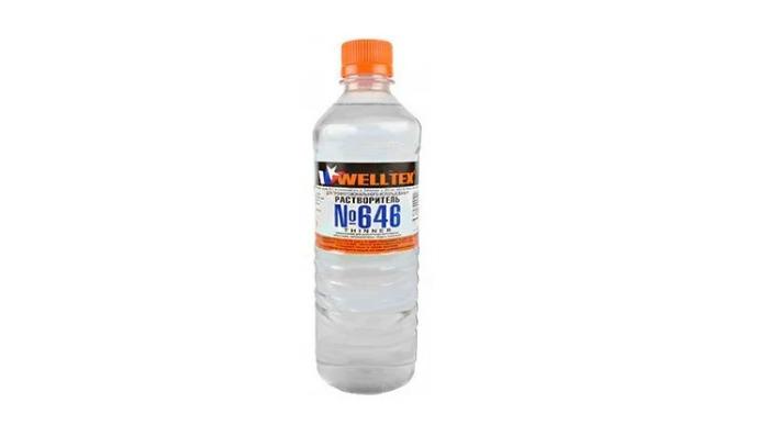 Растворитель 646 Welltex 646