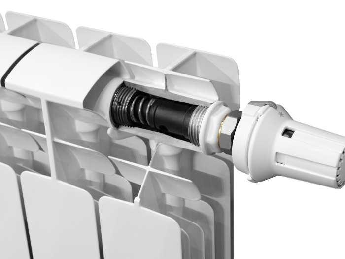 Устройство биметаллической батареии