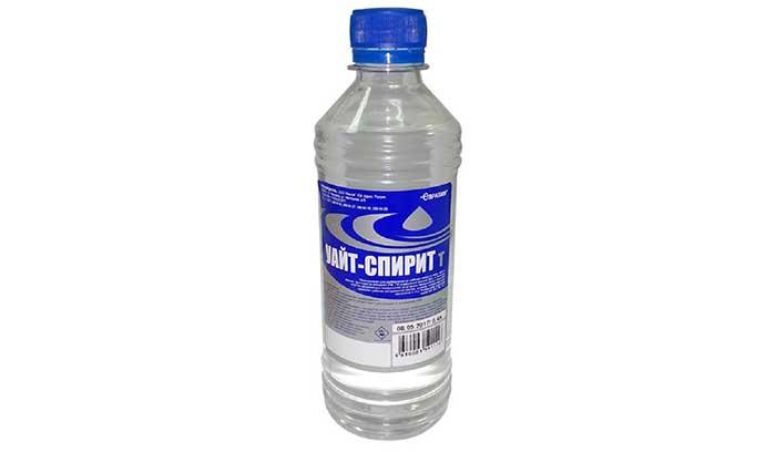 Уайт-спирит (0, 4л) ПЭТ