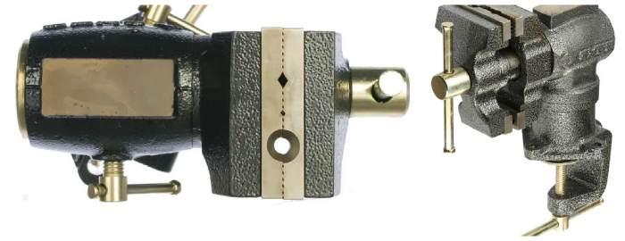 Слесарные тиски ЗУБР Мастер (32480)