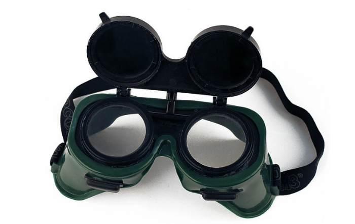 Очки защитные РОСОМЗ, цвет: Прозрачный