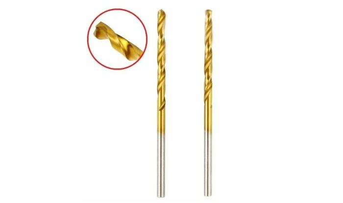 Сверло по металлу Hammer 202-801 DR MT 2 x 69 мм