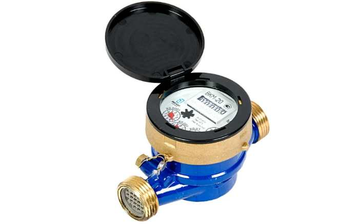 Счётчик холодной воды Decast ВКМ-20