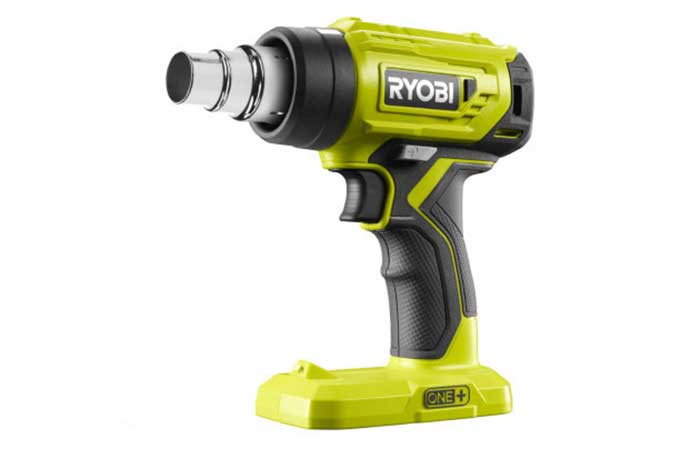 Аккумуляторный технический фен Ryobi ONE+ R18HG-0 5133004423
