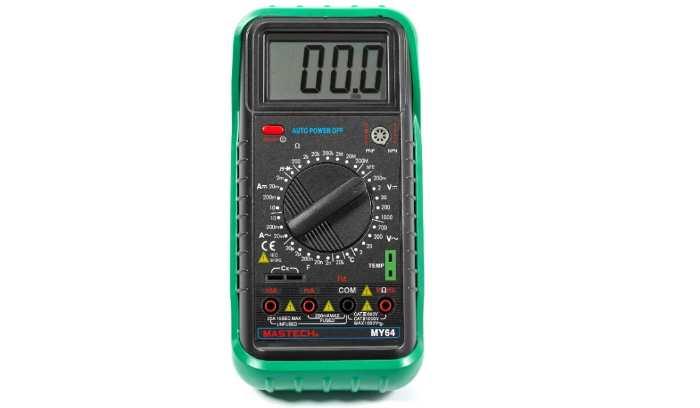 Мультиметр цифровой Mastech MY-64