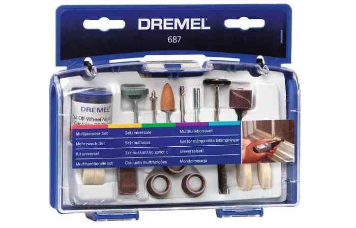 Набор насадок Dremel 687 52 шт.