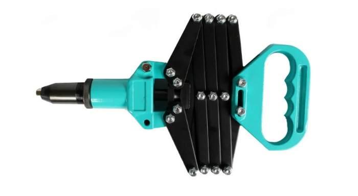 Заклепочник WhirlPower многорычажный силовой 166-4-315
