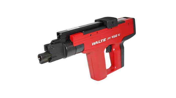 Пистолет монтажный пороховой PT450V