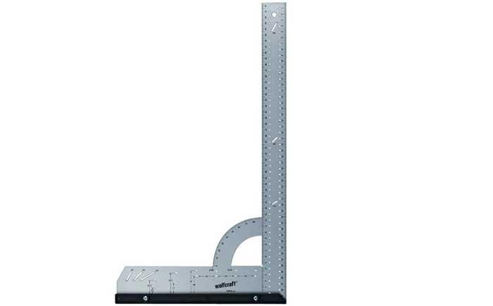 Строительный угольник Wolfcraft 5206000 500x280 мм