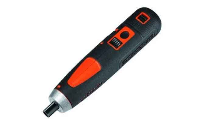 Аккумуляторная отвертка BLACK+DECKER BD40K27