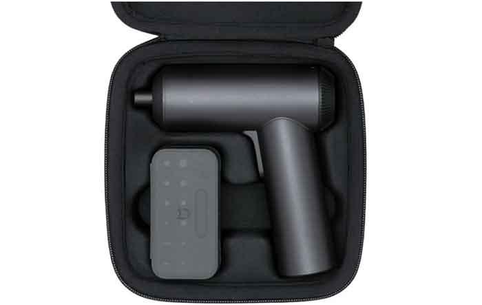 Комплект аккумуляторной отвертки Xiaomi MiJia Electric Screwdriver Gun