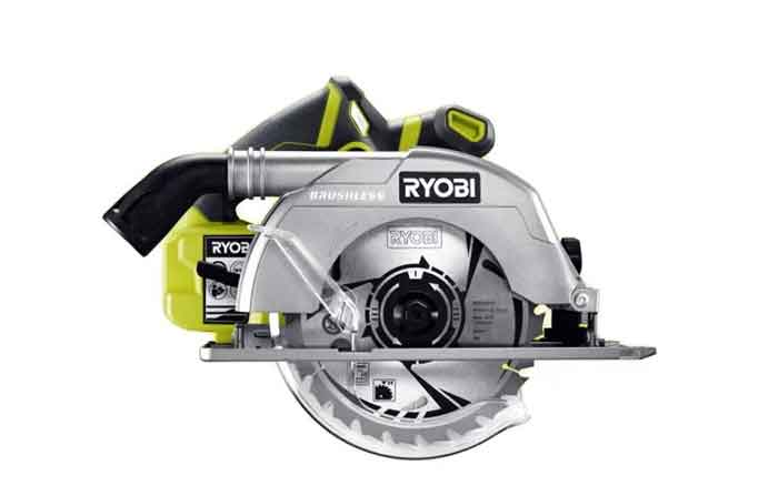 Аккумуляторная дисковая пила RYOBI R18CS7-0