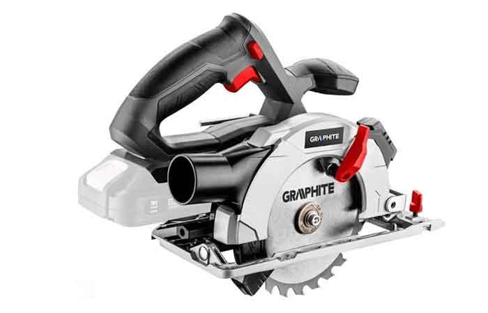 Аккумуляторная дисковая пила Graphite 58G008