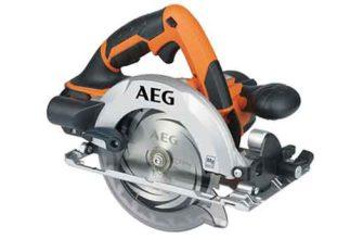 Аккумуляторная дисковая пила AEG BKS 18-0