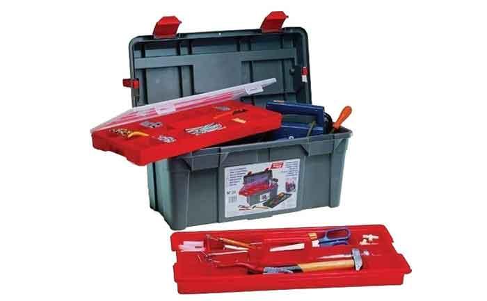 Ящик с органайзером Tayg №34 с инструментами
