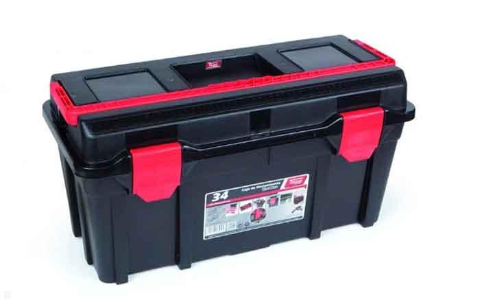Ящик с органайзером Tayg №34 58x28.5x29 см красный