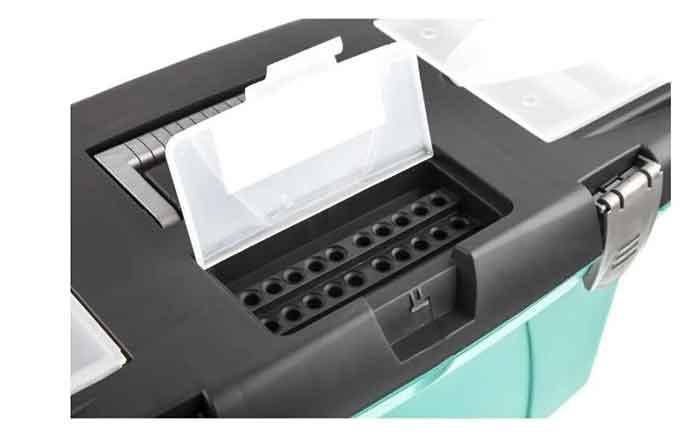 Ящик с органайзером Hammer с органайзером под биты