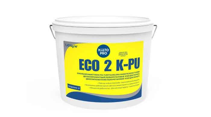 клей для паркета KIILTO Eco 2 K-PU 5.45 кг