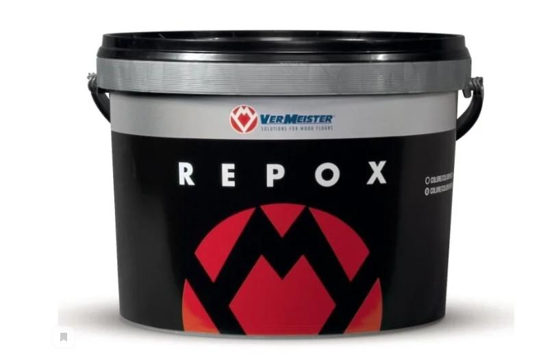 Клей для паркета Repox Vermeister двухкомпонентный эпоксидно - полиуретановый, 10 кг