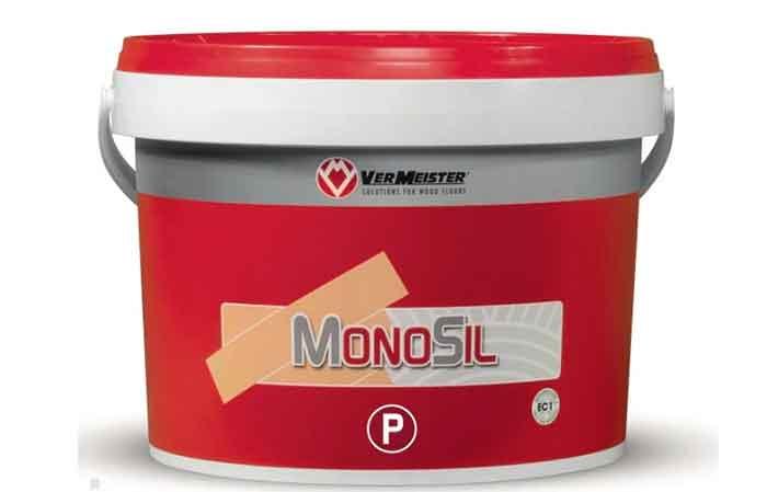 Клей для дерева и паркета MONOSIL P Vermeister, однокомпонентный силановый