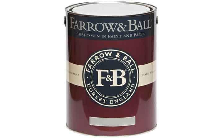 Краска масляная Farrow & Ball Exterior Eggshell моющаяся яичная скорлупа