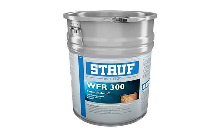 Паркетный клей STAUF WFR-300 Р, 25 кг, однокомпонентный на смолах