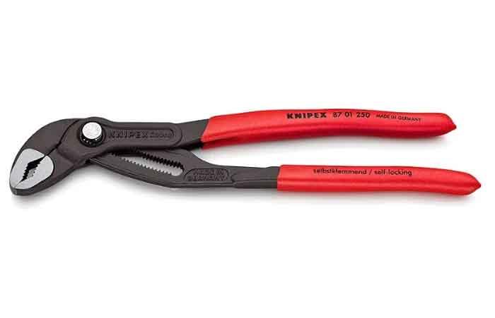Сантехнические клещи Knipex 87 01 250 250 мм