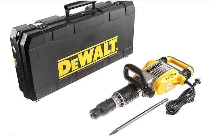 Отбойный молоток DeWALT D25902K-QS в комплектации