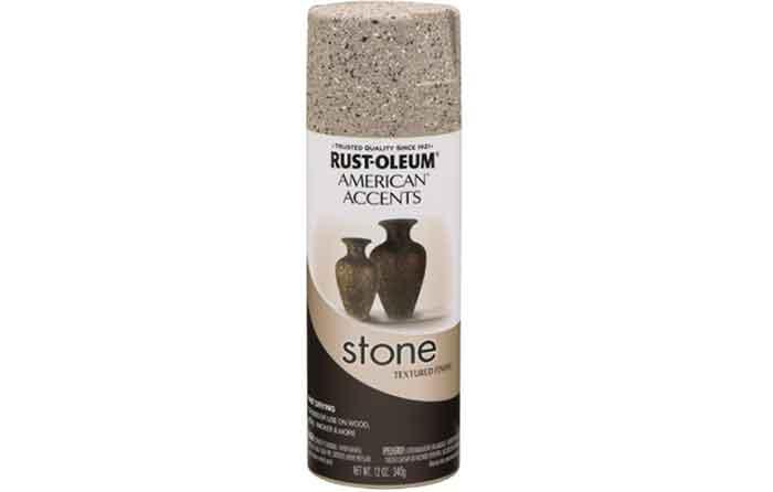 Краска Rust-Oleum American Accents Stone с эффектом камня