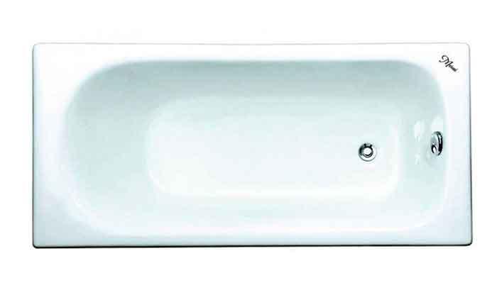 Ванна Maroni Orlando 1600x700 чугун