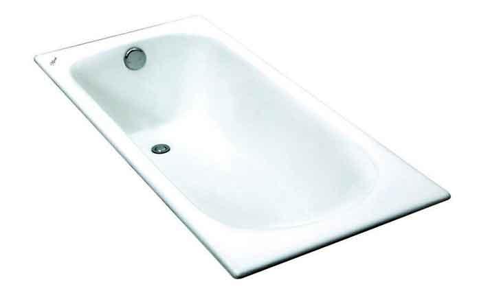 Чугунная ванна с противоскользящим покрытием Maroni Orlando 1600x700