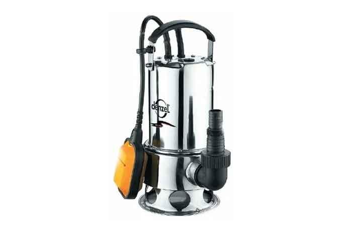 Дренажный насос Denzel DP1100X (1100 Вт)
