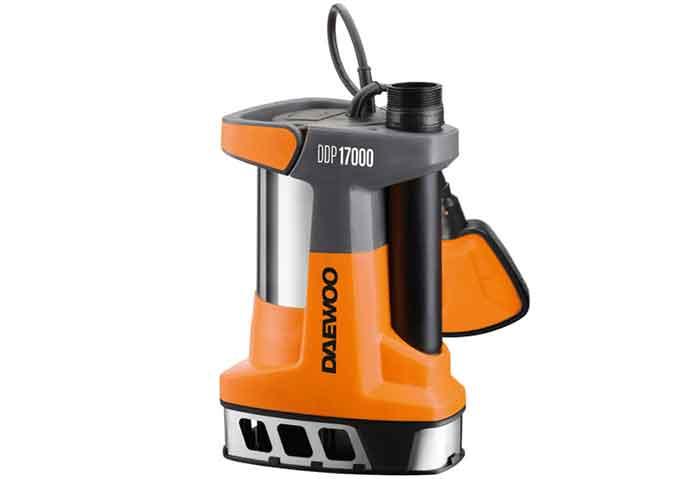 Дренажный насос Daewoo Power Products DDP 17000 (1300 Вт)