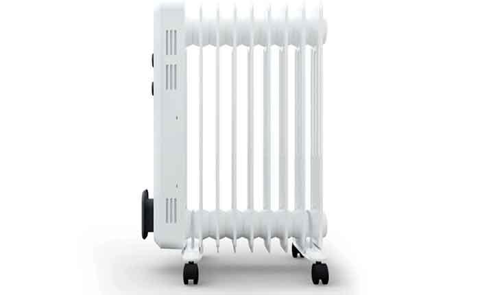 Масляный радиатор Royal Clima ROR-B9-2000M Bergamo белый