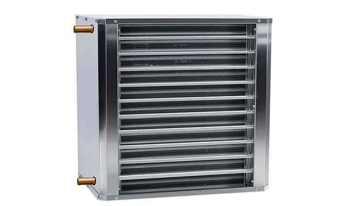 Водяной тепловентилятор Водяной тепловентилятор Frico SWXH13 Fan heater