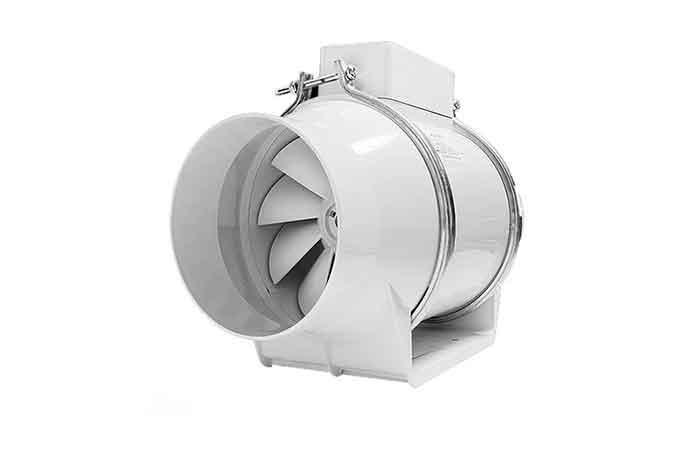 Канальный вентилятор Dospel Turbo 100