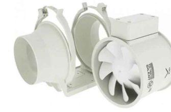Канальный вентилятор Soler & Palau