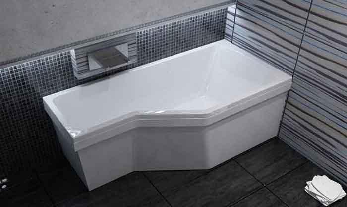 Ванна 1Marka Marka One Convey 150x75 акрил правосторонняя